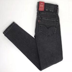 Levis Jeans 519 NEW Men Size 26 X 29